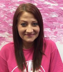 Amanda | Pink Shoe Cleaning Crew Team Member | House Cleaning in Greater Omaha