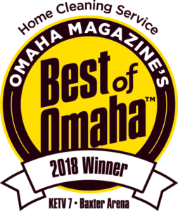 2018 Best of Omaha Home Cleaning Service winner | Pink Shoe Cleaning Crew | House Cleaning Omaha