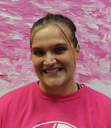 Sam | Pink Shoe Cleaning Crew Team Member | House Cleaning in Greater Omaha