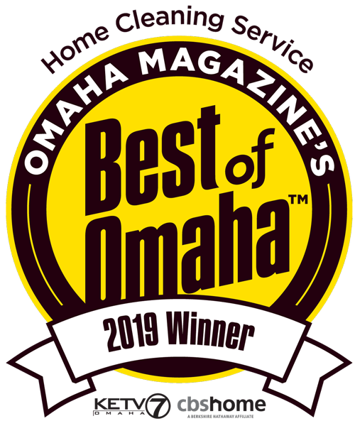 2018 Best of Omaha logo | House Cleaning Services