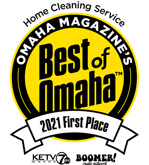 Best Of Omaha Magazine 20-21 First Place Award
